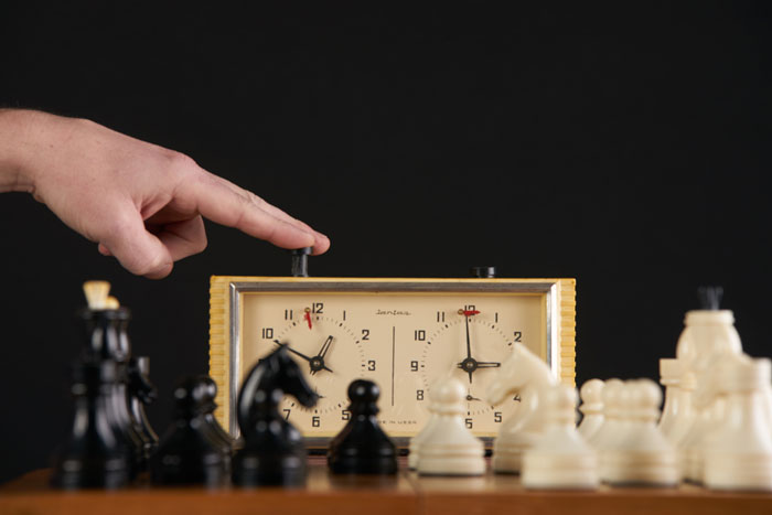 How To Use A Chess Clock