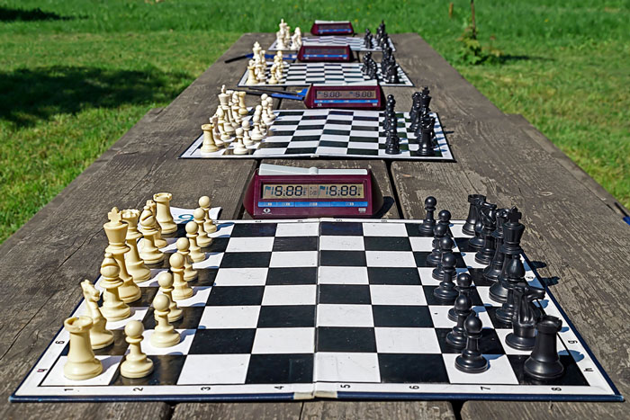 Rules of Chess Clock
