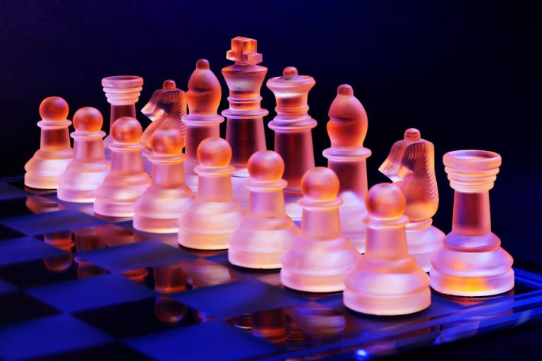 Unique Chess Sets